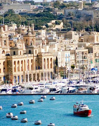 Sprachaufenthalt mit Frilingue auf Malta
