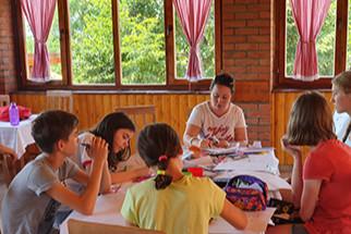 Jezički kamp na Fruškoj gori