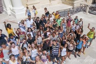 Mit Frilingue in Malta St. Julian's englisch lernen